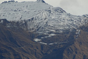 """The group were in an """"out-of-bounds"""" area in the Hidden Valley area of Treble Cone about 12.30pm. Photo / Otago Daily Times"""