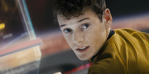 Anton Yelchin starred as Chekov in the new Star Trek movies. Photo / AP