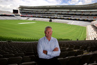 Steve Tew, CEO of the New Zealand Rugby Union Photo / Brett Phibbs