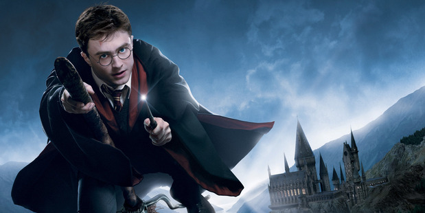 Harry Potter is back!