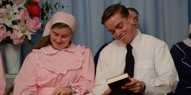 """Loading Dove Love's brother says she only married because the leaders told her it was """"God's will"""". Photo / Supplied"""