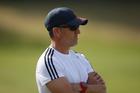 New Zealand Sevens women Coach Sean Horan. Photo / George Novak