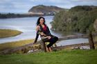 New Zealand actress and presenter Miriama Smith. Photo / Alan Gibson