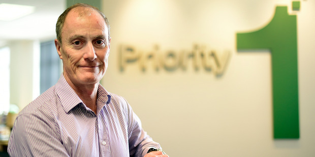 Chief executive of Priority One, Andrew Coker, says farewell to the role in his last day of work today. Photo/file