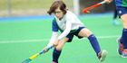Youngsters impress with stick skills