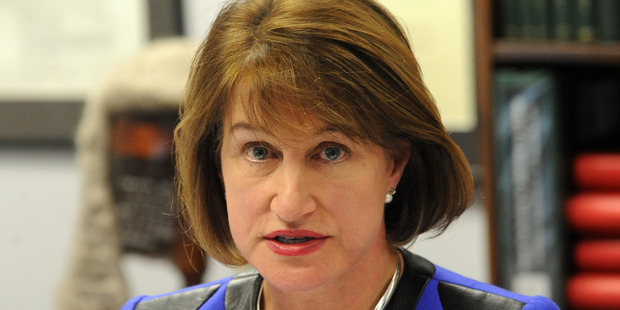 Loading Dame Lowell Goddard became the third chairman to resign. Photo / NZPA