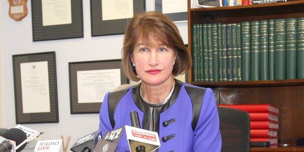 NZ judge Dame Lowell Goddard. File photo / NZME.