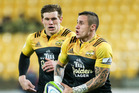 TJ Perenara of the Hurricanes. Photo / Getty Images.