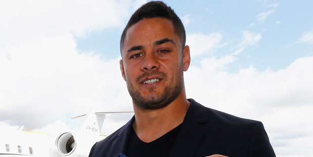 Titans coach Neil Henry has confirmed Jarryd Hayne will start off the bench for his new club in what will be his first NRL appearance since the 2014 season. Photo / Getty Images