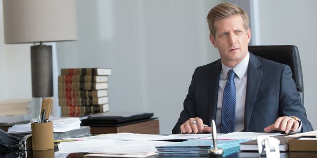Paul Sparks as David Tellis in the new television series, The Girlfriend Experience.