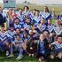 The jubilant Takahiwai team. Photo Tania Whyte