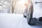 SNOW DRIVING: Snow forecast for Hawke's Bay, check tyres, drive carefully. PHOTO/FILE