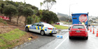 The woman's body was found by two members of the public early this morning. Photo / SNPA
