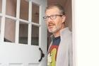 Gordon Harcourt, ex Fair Go presenter gets door knocked.