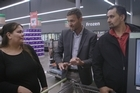 """How much would you spend to feed a family of four for a week? $150? $200? 300? For many New Zealand families, a food budget like that is a distant dream. So how do you feed a family on a wafer-thin budget?  South Auckland charity """"Feed a Family"""" shows us how it can be done."""