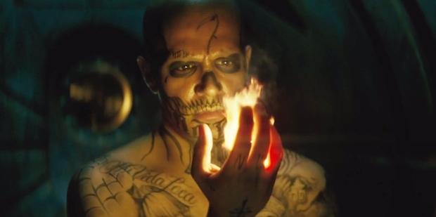 Jay Hernandez as El Diablo in Suicide Squad.