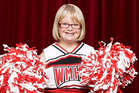 Lauren Potter is best known for her role as Becky Jackson in the TV show Glee. Photo / Instagram