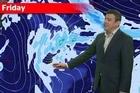 Philip Duncan's WeatherWatch update.