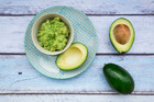 Not only delicious, avo can help to ward off cancer, keep the heart healthy, and boost antioxidants. Photo / Getty