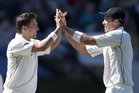 The Black Caps cruised to victory with a day to spare.