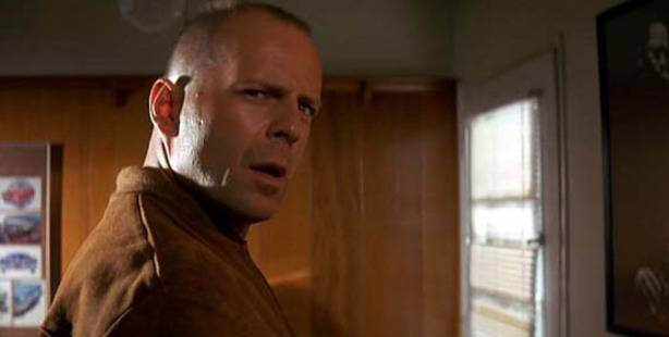 Bruce Willis was not first pick to play Butch the boxer.