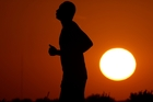 Temperatures hit record levels last year. Photo / AP