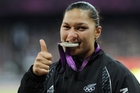 Valerie Adams originally won silver at the London 2012 Olympic Games.