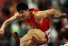 Dongpeng Shi of China competes. Photo / Getty