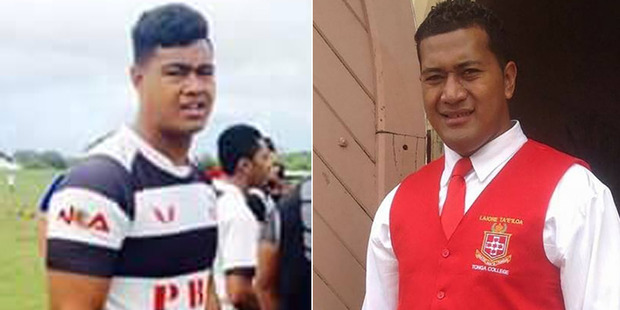 Loading Koli Vaipulu and Halani Fine were two of the five men killed when their vehicle collided with a truck on State Highway 2. Photo / Facebook