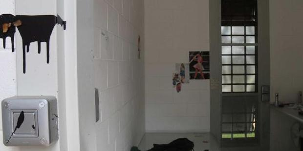 A cell inside the Don Dale juvenile centre where young Aboriginal boys were allegedly abused. Photo / ABC