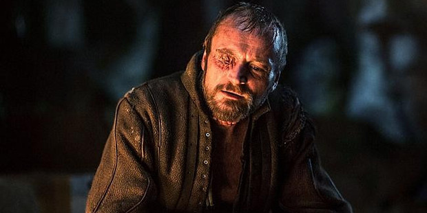 Beric has been killed before but keeps coming back in Game Of Thrones.