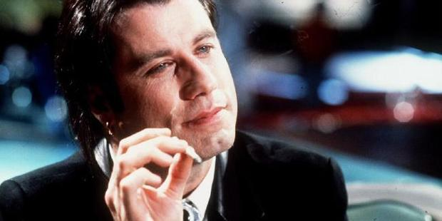 John Travolta researched a lot on how to be an addict as he had no experience.