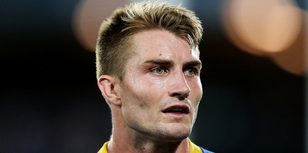 Kieran Foran. Photo / AP