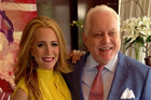 Al Kahn with business partner Jillian Crane. Photo / CraneKahn