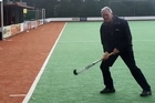 Les Wilson of Wanganui, who was a member of the national field hockey team that won the gold medal at the 1976 Olympics in Montreal, talks about the conditions in training for the Games