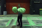 Mark Ruffalo can now leave the Hulk in the safe hands of the CGI team.