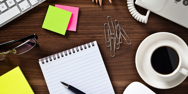 I'd like to share a little secret with you to save you time and the business money. Photo / iStock