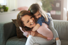Daughters are often considered friends for life and we can project our own hopes and aspirations on to them. Photo / iStock