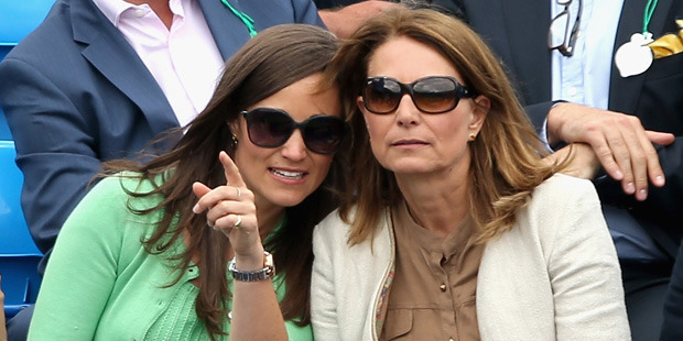 Carole Middleton has been credited with helping to get her daughter Pippa a proposal. Photo / Getty
