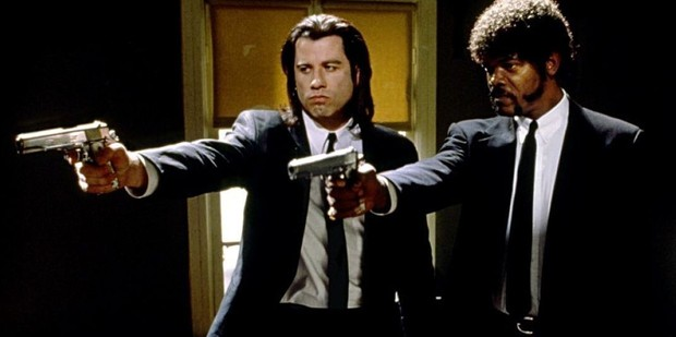 Loading Here are some things you probably didn't know about Pulp Fiction.