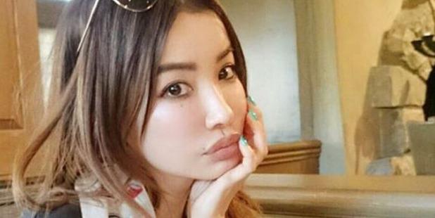 Model Risa Hirako has a host of adoring fans in Japan. Photo / Instagram/risa_hirako