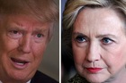 Donald Trump and Hillary Clinton will be going head-to-head in a clash for the White House.