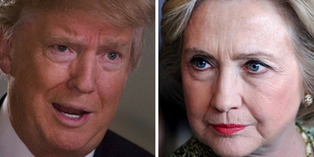Loading Donald Trump and Hillary Clinton will be going head-to-head in a clash for the White House.