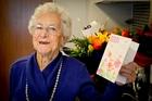 Mary Doyle resident Ethel Lamount turned 100 yesterday. Photo / Warren Buckland