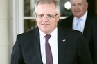 Scott Morrison, the Finance Minister, noted that the grid covers the