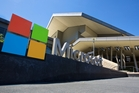 With 125 buildings, Microsoft's campus is a city in its own right. Photo / Getty Images