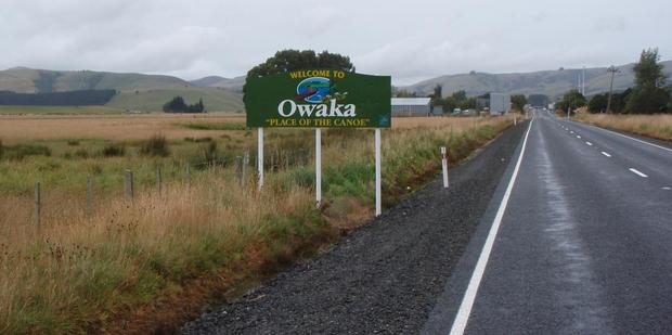 Owaka is in the Clutha District of South Otago, some 30km from sunny Balclutha. Photo / Creative Commons image by Flickr user ActiveSteve