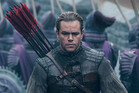 Was Matt Damon the right choice for the main character of the Chinese themed movie The Great Wall?