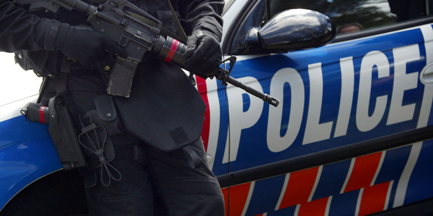 A man has made a threat in Palmerston North. Photo / File