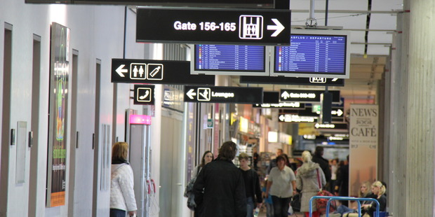 The man said he needed help after landing at Stuttgart Airport but filled in the wrong form. Photo / Flickr / Gorka Montiel